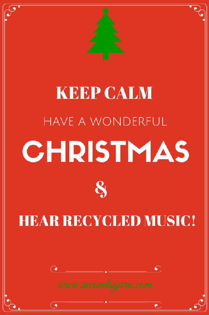 Recycled Christmas songs