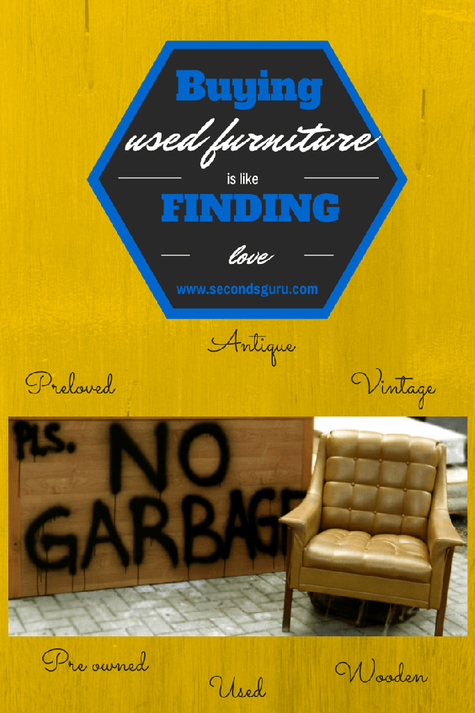 Tips on how to buy used wooden furniture