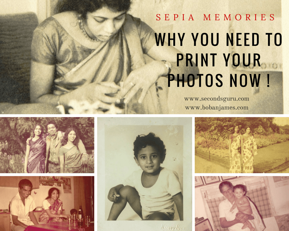Printing photos to preserve memories; here's why and how