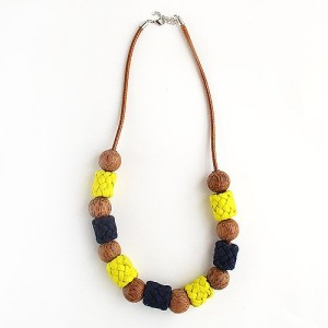 Gifts for Her |10 Eco-Friendly Buys- Statement neckpiece by Atgab