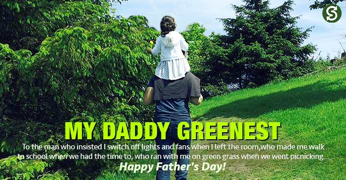 To all the SuperDads out there - Happy Father's Day!