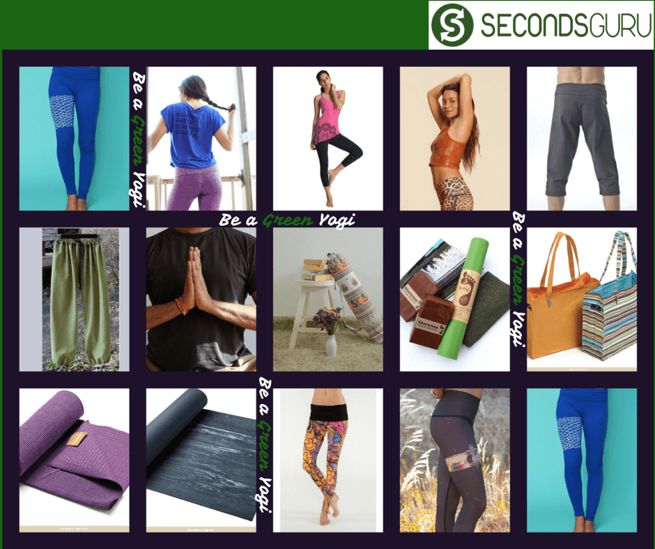 Where to buy Eco friendly Yoga wear and gear