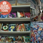 Seconds hand book stores in Bras Basah Complex, Singapore