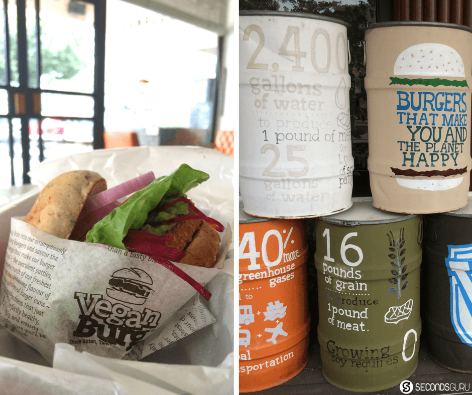 Super 7   Vegetarian restaurants in Singapore you must try out! Featured here: VeganBurg at Jalan Eunos