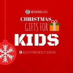 Gifts for Kids | 9 Eco-friendly ideas for Christmas (and beyond!)