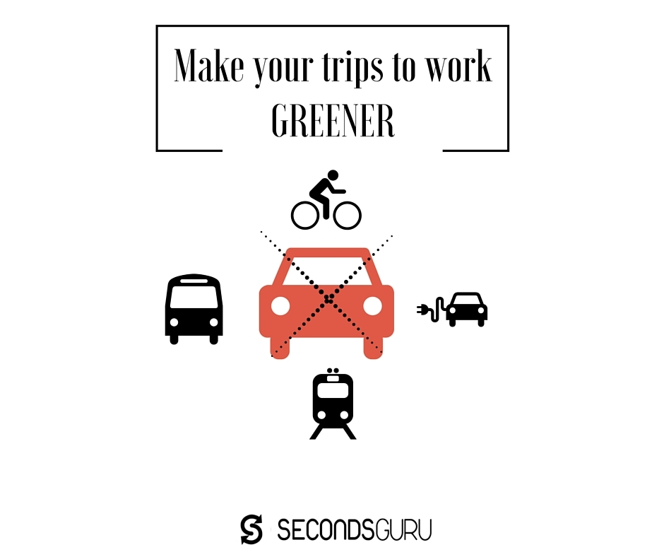 Green modes to get to work