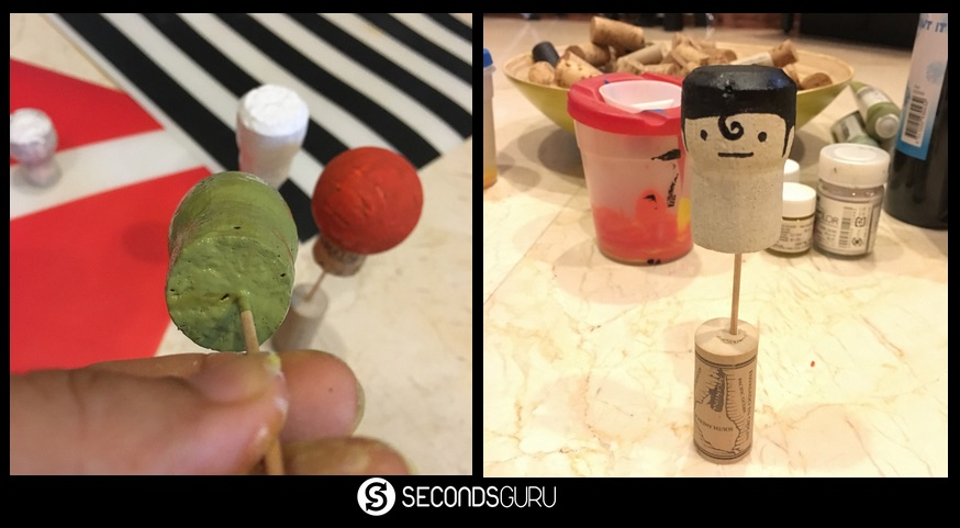 Turn wine corks into child's play this summer break! Create miniature minions and superheros, rafts, and more in these craft activities