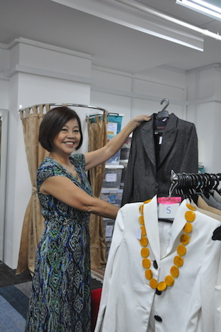 Dress for success clothes and confidence to marginalised women globally