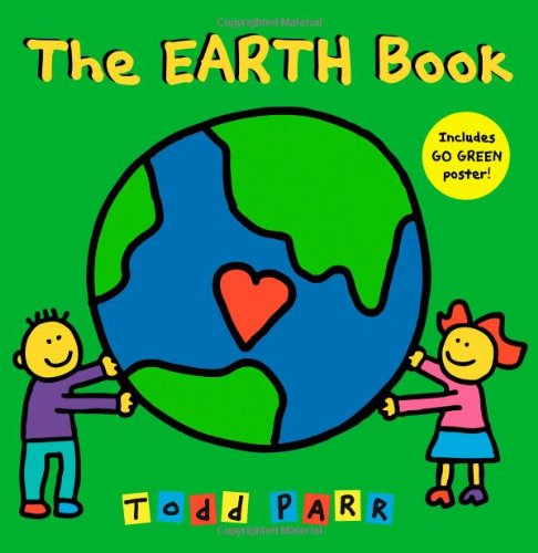 the earth book - todd parr