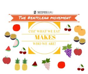 join the eat clean movement