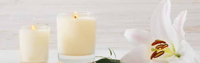 Workshop with Coriandoli | scented soy candles