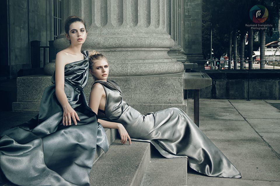 Raye runs Peya R a bespoke fashion design studio that primarily uses pre consumer textile waste
