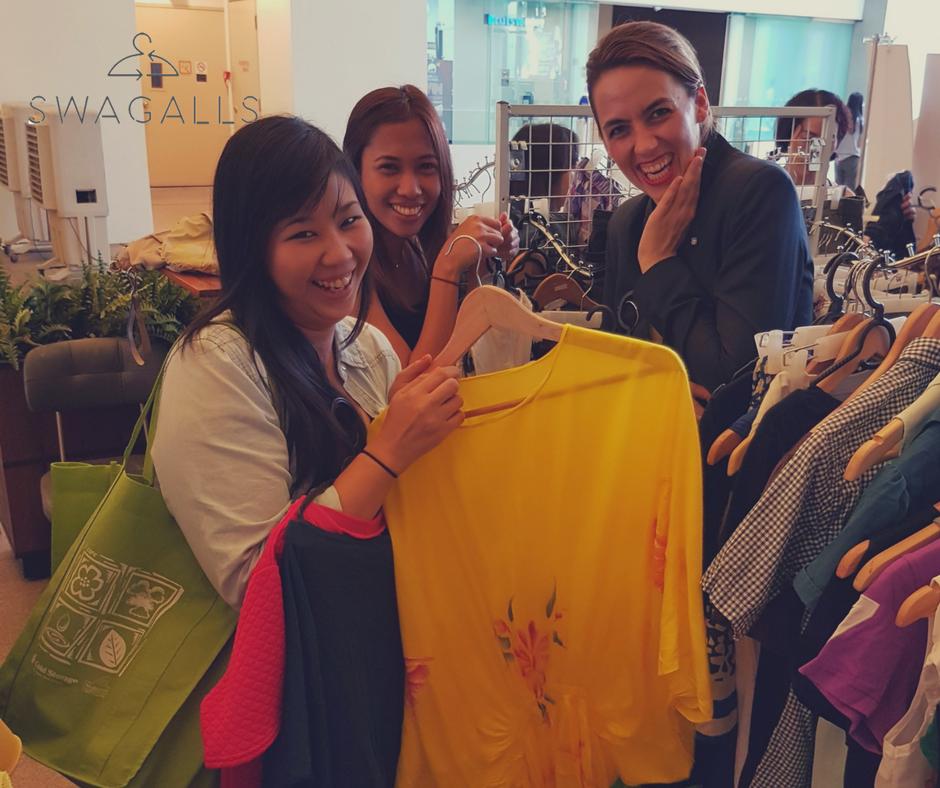 clothes-swap-singapore