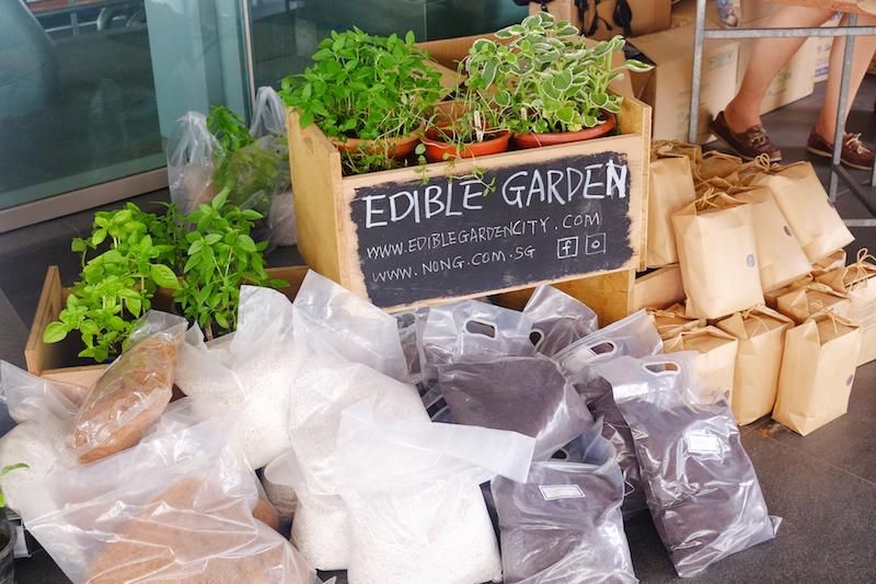 Edible gardens earthfest