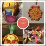 Hong Bao crafts | Use your Chinese New Year red enveloped for fun upcycling! Read how you can make fortune cookies, a traditional pineapple, a lotus flower, or even a handy basket. Great way to reuse all those hong baos / angpows / lai see you collect at Chinese New Year!