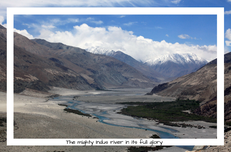 indus river, ladakh, secondsguru