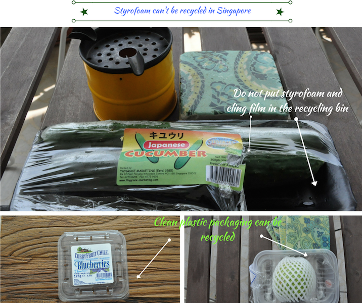 Styrofoam and cling film recycling secondsguru