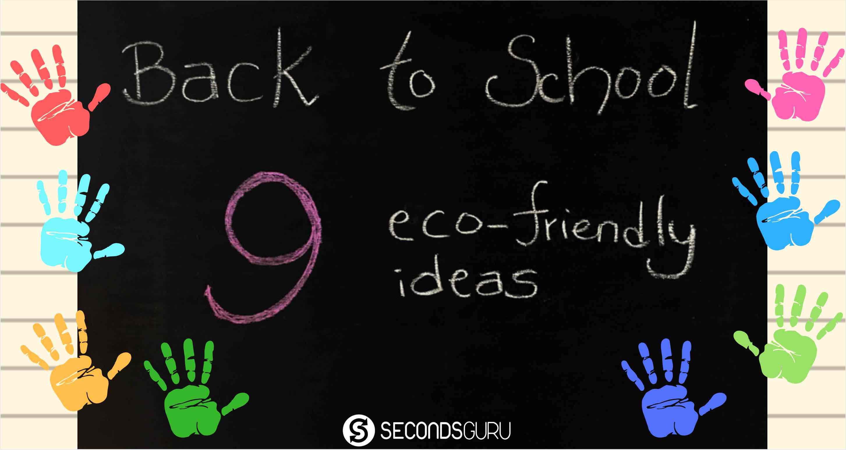 back to school 9 eco ideas