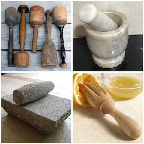 Hand Held Kitchen Tools Eco Friendly
