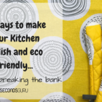secondsguru eco friendly kitchen stylish environment friendly kitchen