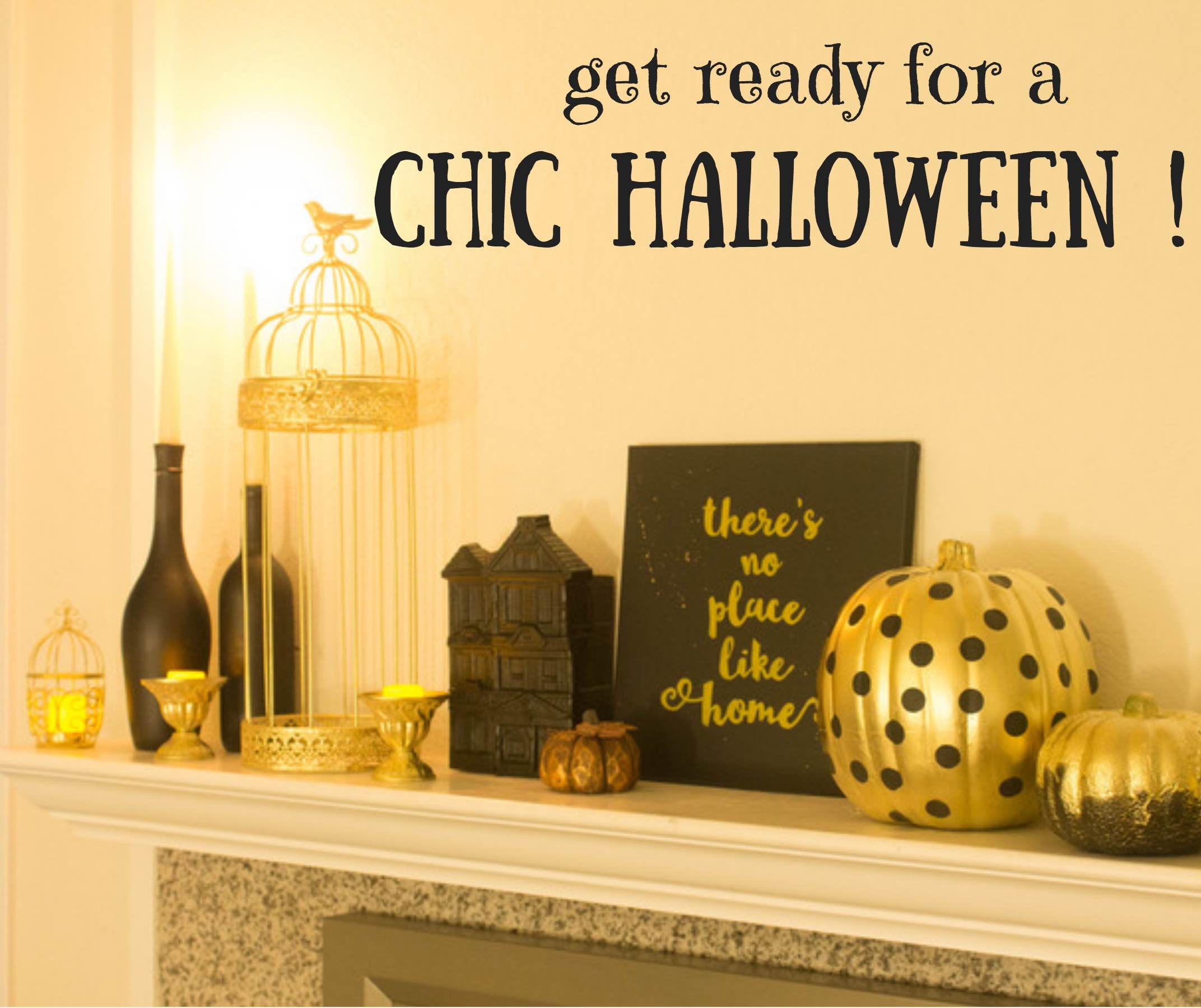Fall Decor Spruce Up Your Home For Halloween And More