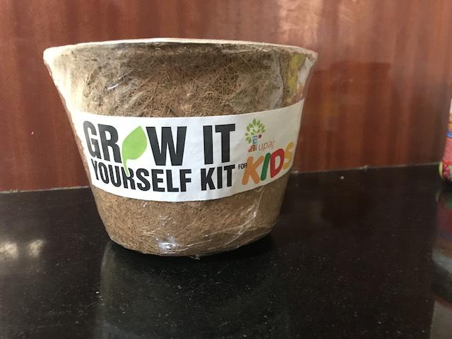 diy grow your herb garden kit