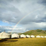 mongolia GER travel with kids