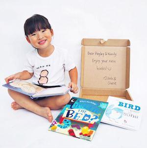 josh and cherie gift box christmas gift idea under 100 dollars for kids