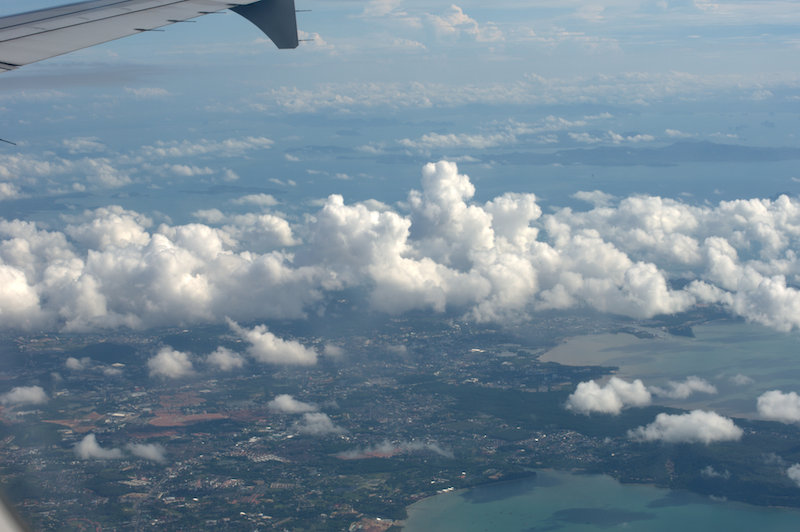carbon footprint air travel secondsguru lara rath