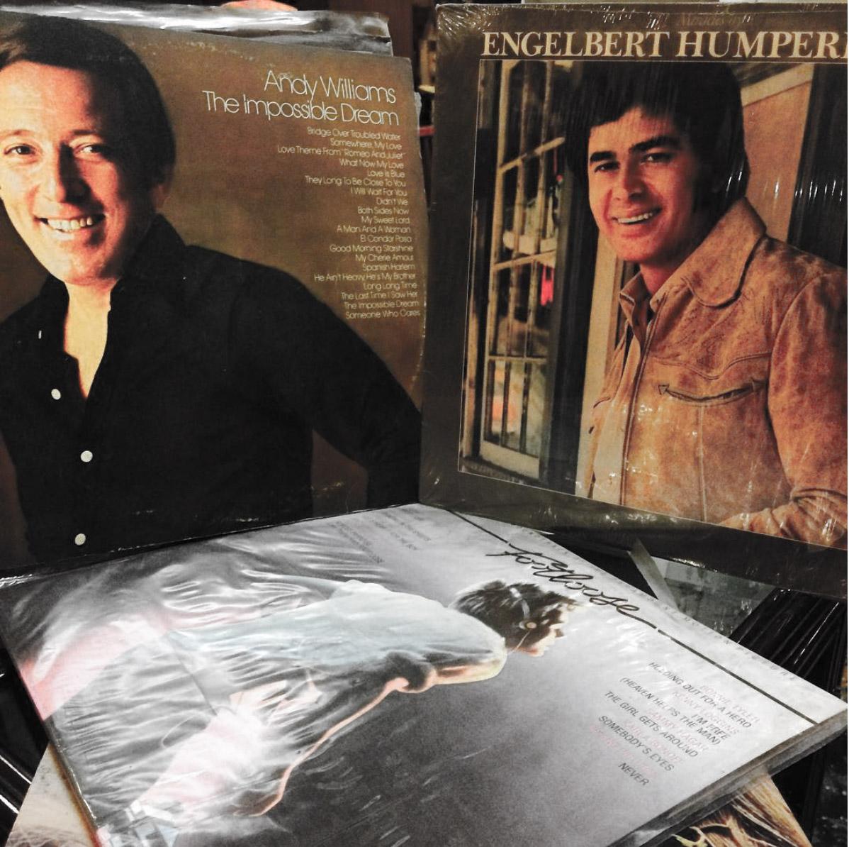 vinyl records classic