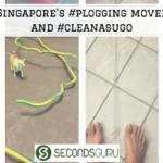 plogging in singapore clean as you go secondsguru