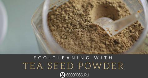 tea seed powder