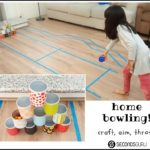 home bowling DIY