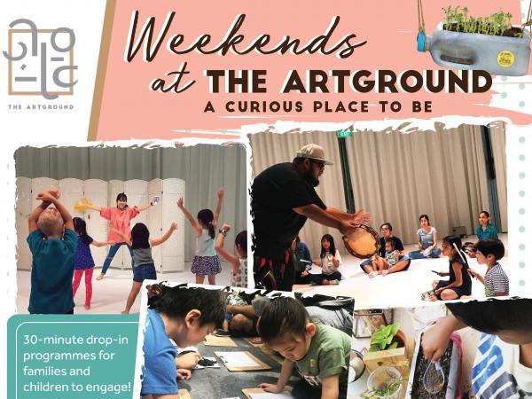 Weekends at the Artground, Goodman Arts Centre