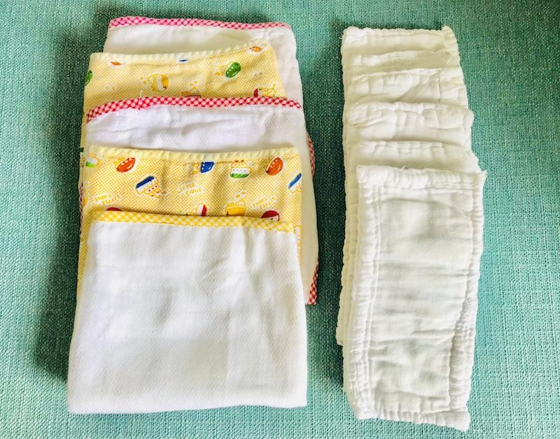 eco friendly diy Cloth Diaper Inserts (1)