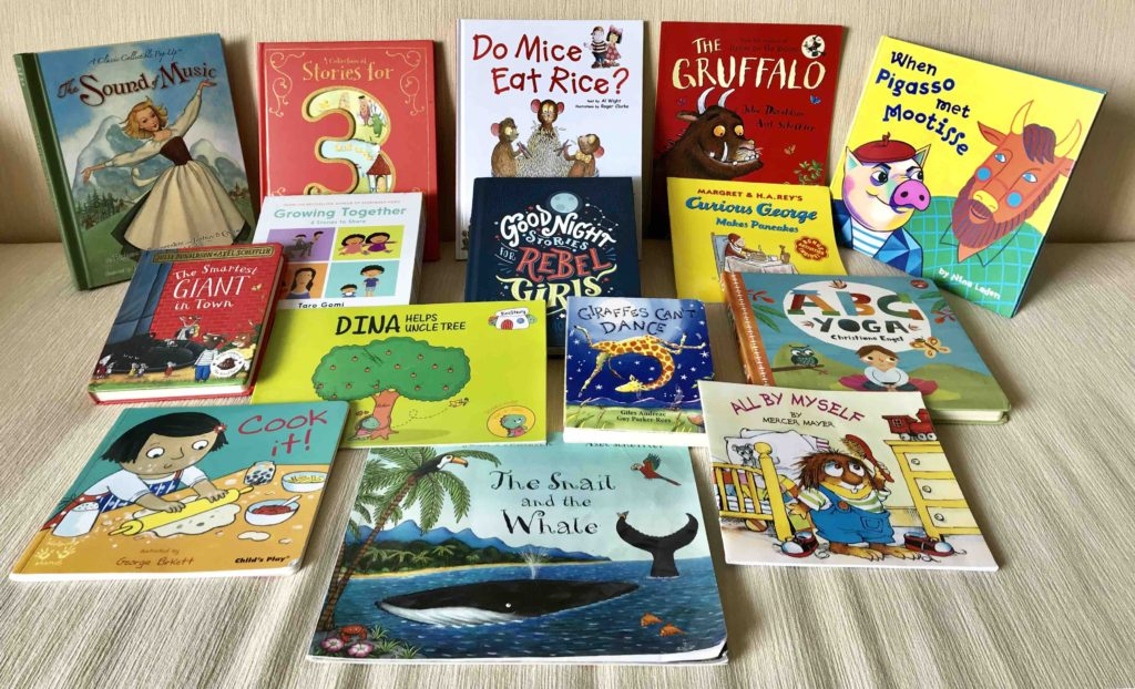 device free Books stimulate kids