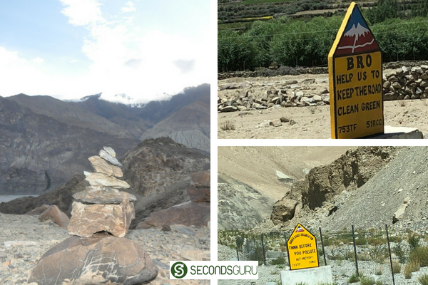 eco friendly living in ladakh