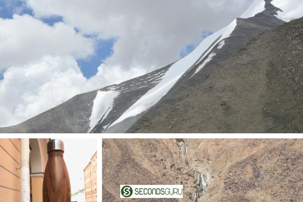reusable water bottle eco travel