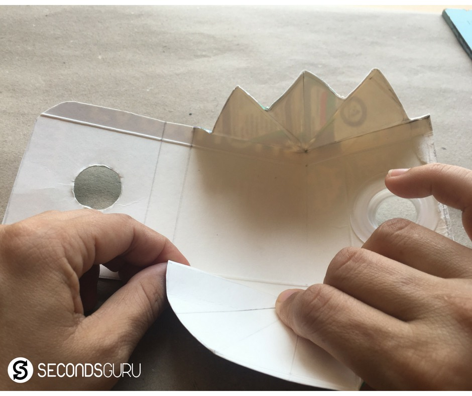 upcycle tetra pack DIY