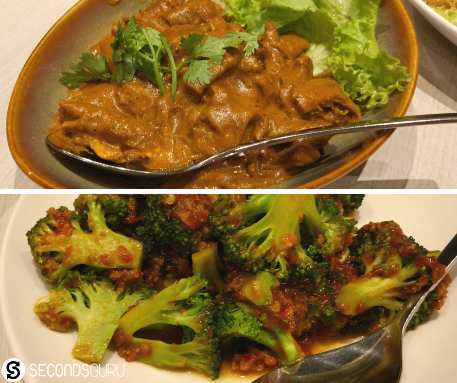 Vegetarian restaurants you must try out in Singapore! Featured here: Whole Earth