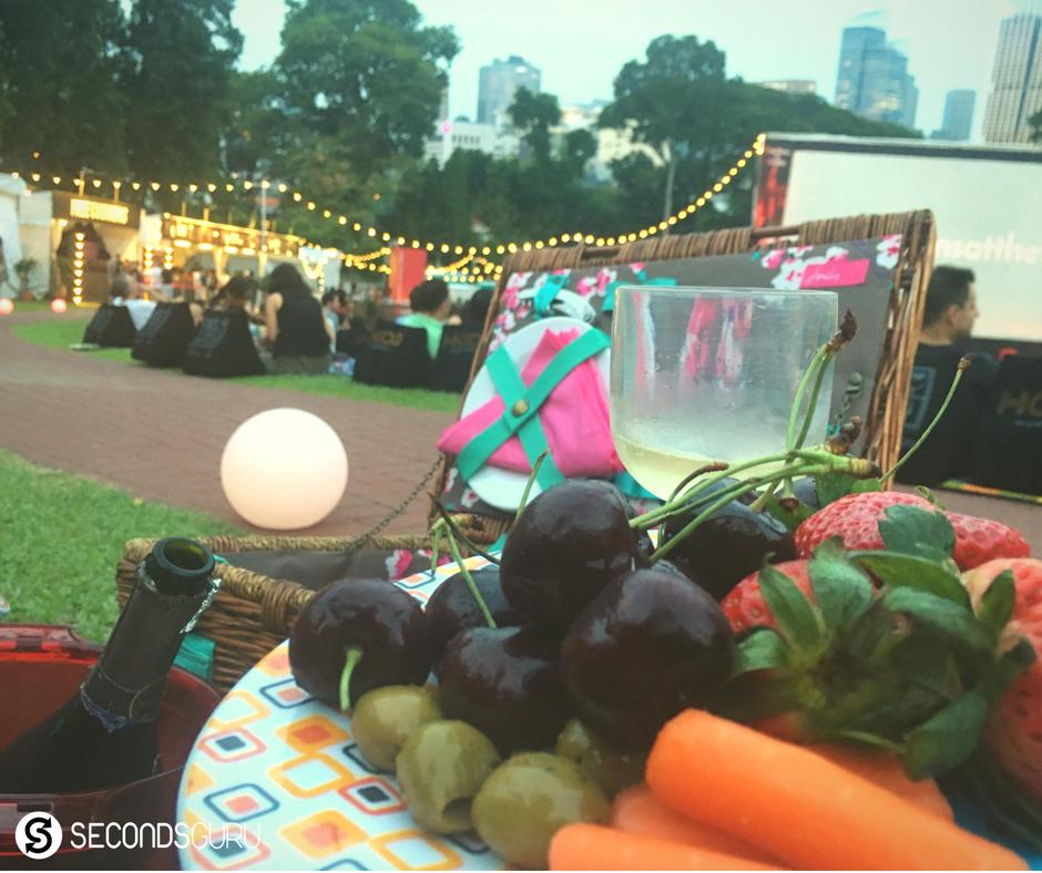 eco friendly picnic ideas