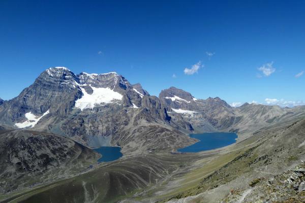 Kashmir Great Lakes - Harmukh Peak