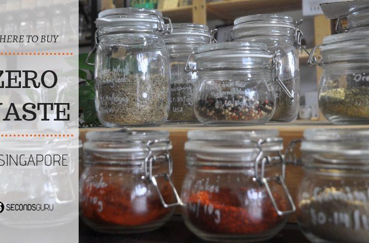 packaging free zero waste