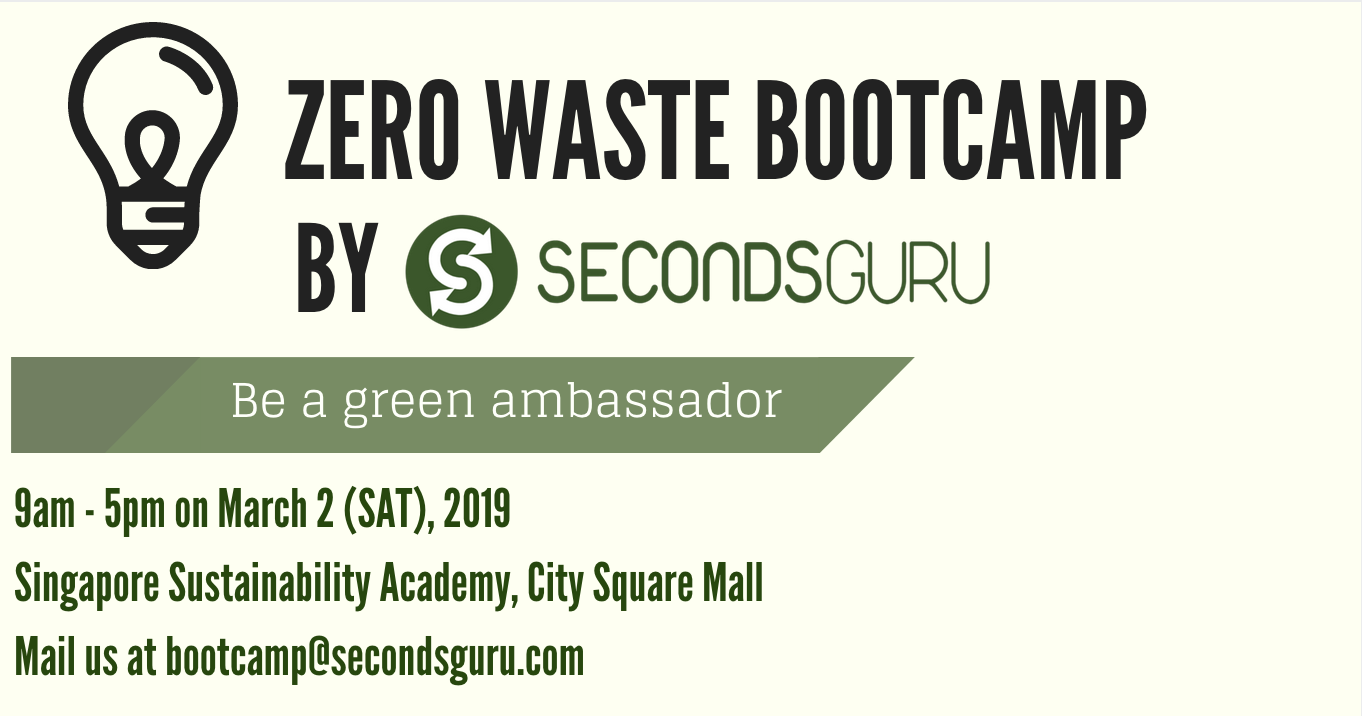 zero waste bootcamp