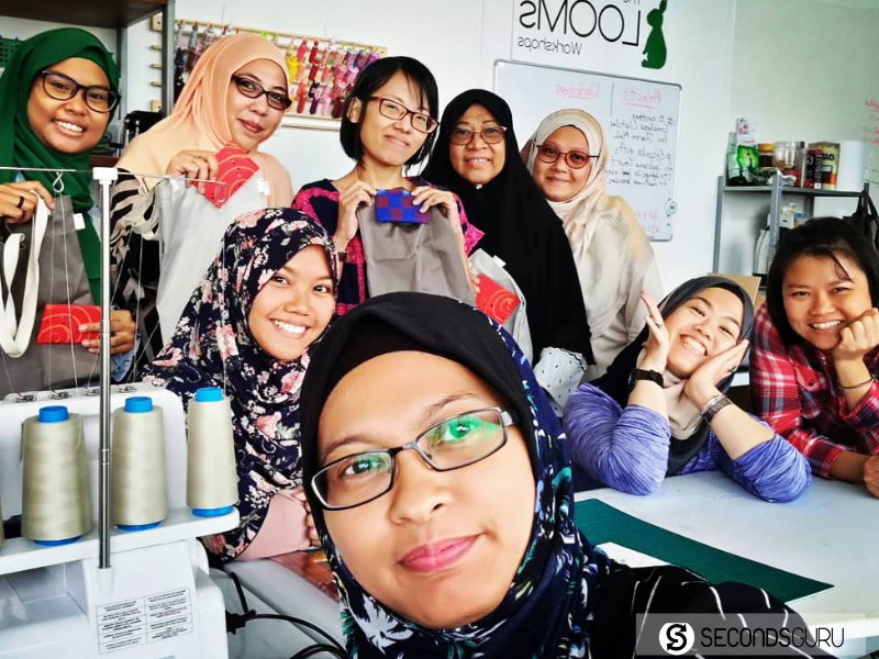 The Looms Workshop empowering women singapore artisan craft