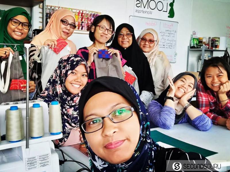 The Looms Workshop empowering women singapore artisan craft