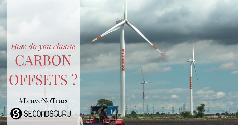 choose the right carbon offset project