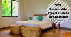 sustainability in travels sustainable holidays