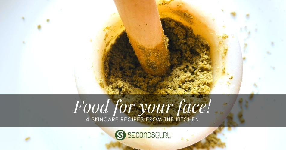 skincare natural recipes homemade scrubs and masks