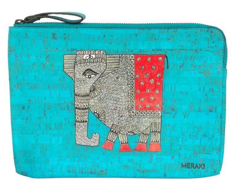 Meraki Vegan cork bags and wallets